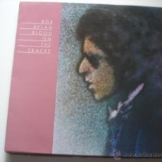 Discos de vinilo: BOB DYLAN BLOOD ON THE TRACKS . Lote 51948795