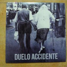 "Discos de vinilo: ACCIDENTE / DUELO. SPLIT 7"" - SPANISH PUNK HARDCORE - WIPERS - VICIOUS. Lote 212558416"