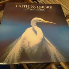 Discos de vinilo: FAITH NO MORE ANGEL DUST LP DISCO DE VINILO SLASH 1992 . Lote 51964354
