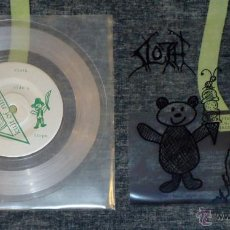 Discos de vinilo: SLOTH - GRAPHIC TRAINING AID - 7'' [LIM. 100]. Lote 51968262