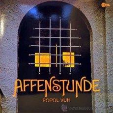 Discos de vinilo: LP POPOL VUH AFFENSTUNDE KRAUT ROCK VINILO PROG. Lote 51975892