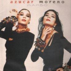 Discos de vinilo: MAMBO AZUCAR MORENO LP. Lote 51979643