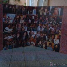 Discos de vinil: WE ARE THE WORLD ( USA FOR AFRICA ) ''VARIOS INTERPRETES'' 1985-SPAIN LP33 CBS. Lote 51980326