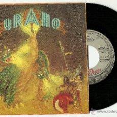 Discos de vinilo: URANO. GRAN DRAGON. RETORNO. Lote 51983524