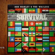 Discos de vinilo: BOB MARLEY AND THE WAILERS - SURVIVAL . Lote 51999393