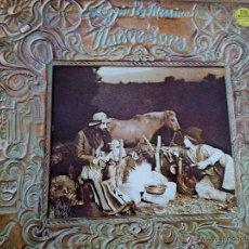 Discos de vinil: LOGGINS & MESSINA HIJOS NATIVOS (NATIVE SONS) LP SPAIN CON INSERTO. Lote 51999703