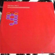 Discos de vinilo: 808 STATE - PLAN 9 - MAXI - VINILO - WARNER - ZTT - 1993. Lote 52000447