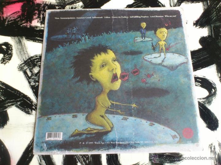 Discos de vinilo: MIND OVER MATTER - AUTOMANIPULATION - LP - VINILO - WRECK AGE - USA - 1995 - Foto 3 - 52000602