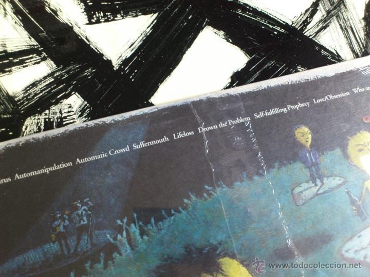 Discos de vinilo: MIND OVER MATTER - AUTOMANIPULATION - LP - VINILO - WRECK AGE - USA - 1995 - Foto 4 - 52000602