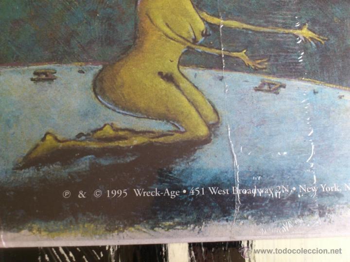 Discos de vinilo: MIND OVER MATTER - AUTOMANIPULATION - LP - VINILO - WRECK AGE - USA - 1995 - Foto 5 - 52000602