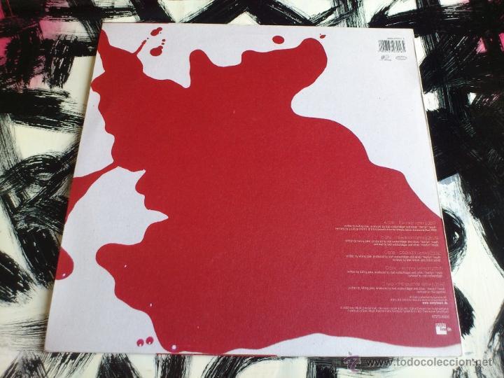 Discos de vinilo: BLACK LIGHT FET. TECHNOIR - LOVE LIKE BLOOD - DOBLE VINILO - MAXI - SONY - 2002 - Foto 2 - 52001357
