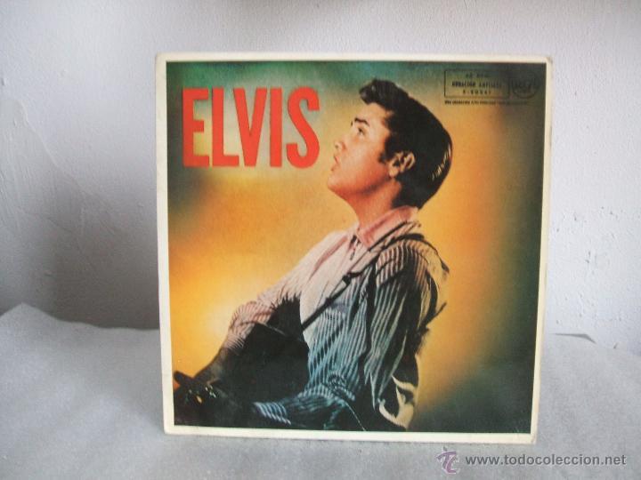 ELVIS PRESLEY - ARRANCALO- EP- RCA 3-20643 / 1963 - FASCIMIL 1987 (***RAREZA***) (Música - Discos de Vinilo - EPs - Pop - Rock Extranjero de los 50 y 60)