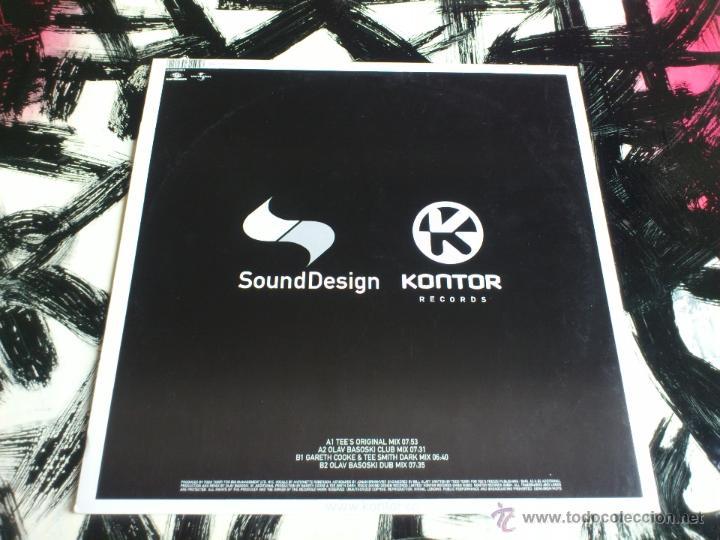 Discos de vinilo: TODD TERRY - SET U FREE - SOUND DESIGN - MAXI - VINILO - KONTOR - 2002 - Foto 4 - 52007437
