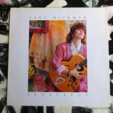 Discos de vinilo: SARA HICKMAN - SHORTSTOP - LP - VINILO - ELEKTRA - 1990. Lote 52007815