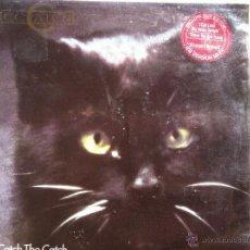 Discos de vinilo: LP C.C.CATCH-CATCH THE CATCH. Lote 52014660