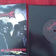 Discos de vinilo: HELLCHARGE-NUCLEAR ZOMBIFICATION. 7 PULGADAS.. Lote 52014906