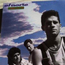 Discos de vinilo: LP EL NORTE-EL MUNDO ESTA LOCO. Lote 52016989