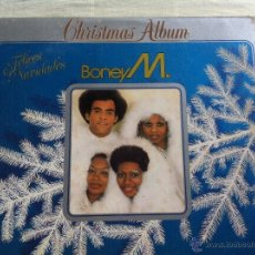 Discos de vinilo: LP BONEY M.CRISTMAS ALBUM. Lote 52017427