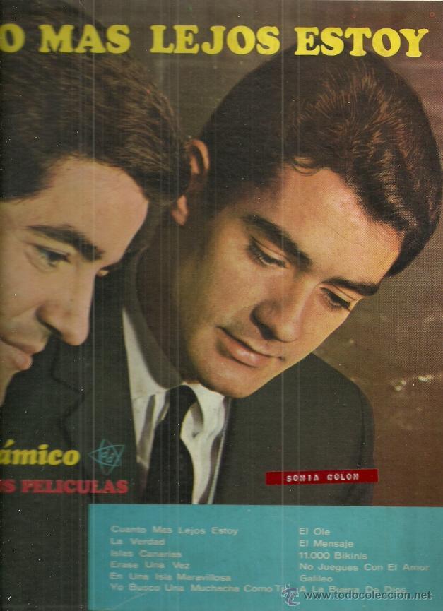 DUO DINAMICO LP SELLO PARNASO EDITADO EN USA. (Música - Discos - LP Vinilo - Grupos Españoles 50 y 60)