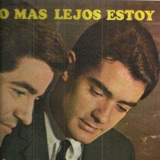 Discos de vinilo: DUO DINAMICO LP SELLO PARNASO EDITADO EN USA.. Lote 52030424