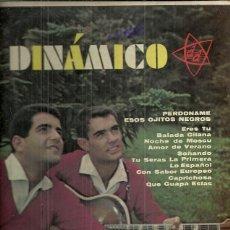 Discos de vinilo: DUO DINAMICO LP SELLO PARNASO EDITADO EN USA.. Lote 52030460