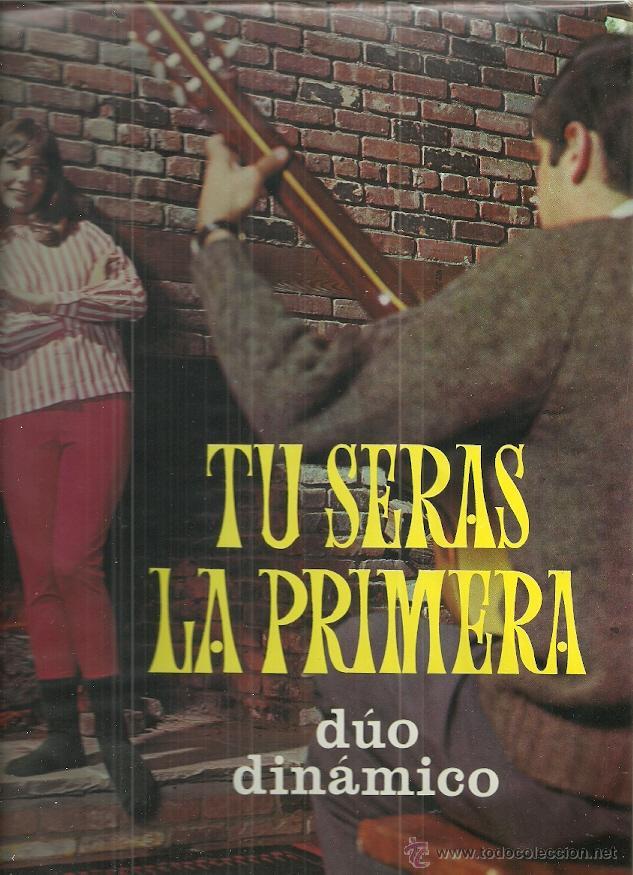 DUO DINAMICO LP SELLO ODEON EDITADO EN PERU. (Música - Discos - LP Vinilo - Grupos Españoles 50 y 60)