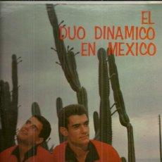 Discos de vinilo: EL DUO DINAMICO EN MEXICO LP SELLO ODEON-CAPITOL EDITADO EN MEXICO. Lote 52030663