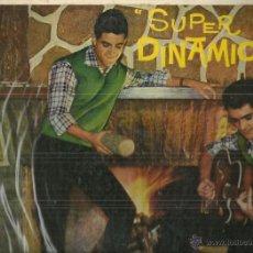 Discos de vinilo: DUO DINAMICO LP SELLO ODEON POPS EDITADO EN ARGENTINA. Lote 52031088