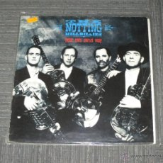 Discos de vinilo: THE NOTTING HILLBILLIES - YOUR OWN SWEET WAY - MAXI 3 TEMAS - MADE IN UK - 1990 - IBL -. Lote 52031614