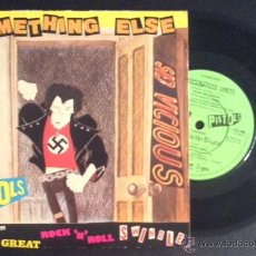 Discos de vinilo: SINGLE EP VINILO SEX PISTOLS FRIGGIN IN THE RIGGIN SOMETHING ELSE PUNK ROCK. Lote 52067940