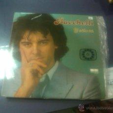 Discos de vinilo: BACCHELLI - Y SOLO TU (LP EUROVISION 1981 SPAIN) NUNCA USADO/ NEVER PLAYED. Lote 52078247