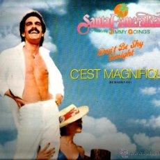 Discos de vinilo: LP SANTA ESMERALDA : C´EST MAGNIFIQUE . Lote 52120892