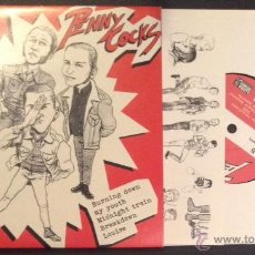 Discos de vinilo: SINGLE EP VINILO PENNY COCKS STREET PUNK ROCK MOD. Lote 52122650