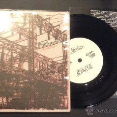 Discos de vinilo: SINGLE EP VINILO SILLA ELECTRICA TENSION PUNK ROCK. Lote 52122821