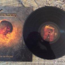 Discos de vinilo: SANCTUARY-THE YEAR THE SUN DIED (2014). Lote 52128368