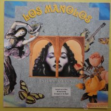 Discos de vinilo: LOS MANOLOS. PASIÓN CONDAL.. Lote 52131839