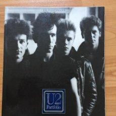 Discos de vinilo - U2 Portfolio Libro 1988 UK - 50803722