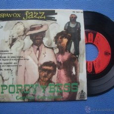 Discos de vinilo: BILL POTTS ORQUESTA PORGY Y BESS EP SPAIN 1960 PDELUXE. Lote 52148663