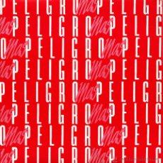 Discos de vinilo: PELIGRO-MAS SINGLE VINILO 1991 PROMOCIONAL SPAIN. Lote 52154724