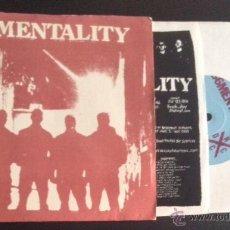 Discos de vinilo: SINGLE EP VINILO 86 MENTALITY HARDCORE. Lote 52155887