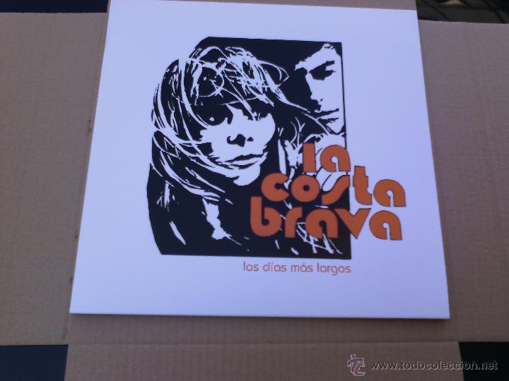 LP LA COSTA BRAVA LOS DIAS MAS LARGOS VINILO EL NIÑO GUSANO FRANCISCO NIXON (Música - Discos - LP Vinilo - Grupos Españoles de los 90 a la actualidad)