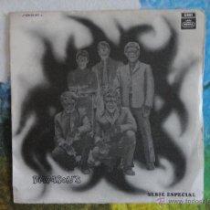 Discos de vinilo: DIAPASON'S - JUERGA / GITANA // SERIE ESPECIAL // SINGLE // MUY RARO // 1969 // VINILO A ESTRENAR. Lote 52157781