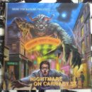 Discos de vinilo: NIGHTMARE ON CARNABY S.T - VARIOUS ARTISTS - DOBLE VINILO - LP - MUSIC FOR NATIONS - 1987. Lote 52158713
