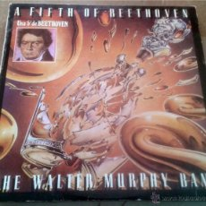 Discos de vinilo: DISCO VINILO - A FIFHT OF BEETHOVEN - 1 LP - 1976 - THE WALTER MURPHY BAND - PRIVATE STOCK. Lote 52162111
