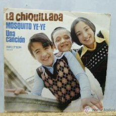 Discos de vinilo: LA CHIQUILLADA-MOSQUITO YE YE- . Lote 52162544