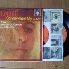 Discos de vinilo: RAY CONNIFF SOMEWHERE MY LOVE. Lote 52162908