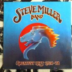 Discos de vinilo: STEVE MILLER BAND - GREATEST HITS 1974-78 - LP - VINILO - 1978. Lote 52164001