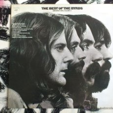 Discos de vinilo: THE BYRDS - THE BEST OF - GREATEST HITS VOLUME II - LP - VINILO - COLUMBIA - 1972. Lote 52164135