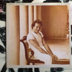 Discos de vinilo: JULIO IGLESIAS - NON STOP - LP - VINILO - CBS - 1988. Lote 52164537