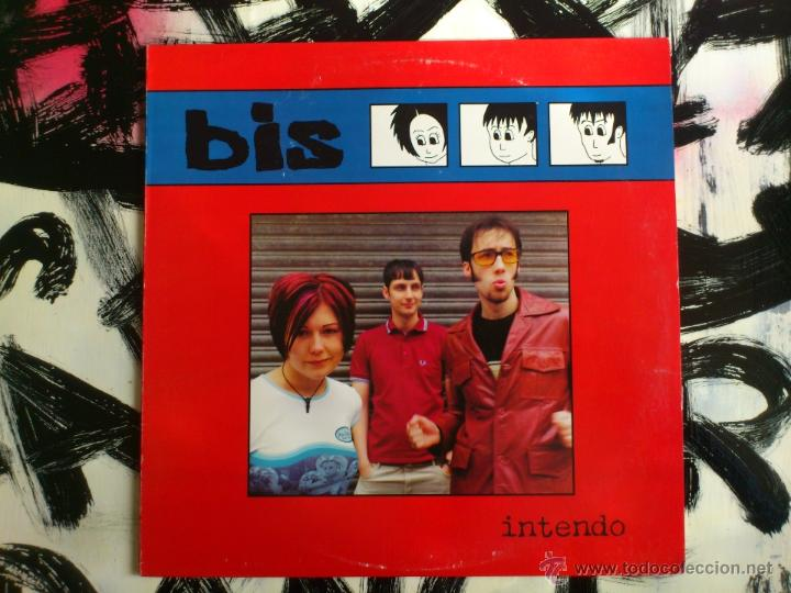 BIS - INTENDO - LP - VINILO - CAPITOL - GRAND ROYAL - 1998 (Música - Discos - LP Vinilo - Pop - Rock Internacional de los 90 a la actualidad)